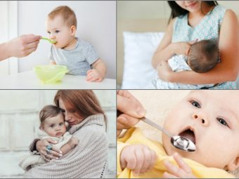 Cough in Babies: Causes, Symptoms, Treatment And Home Remedies