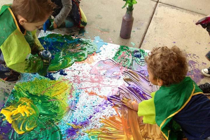 Spray Paint Color