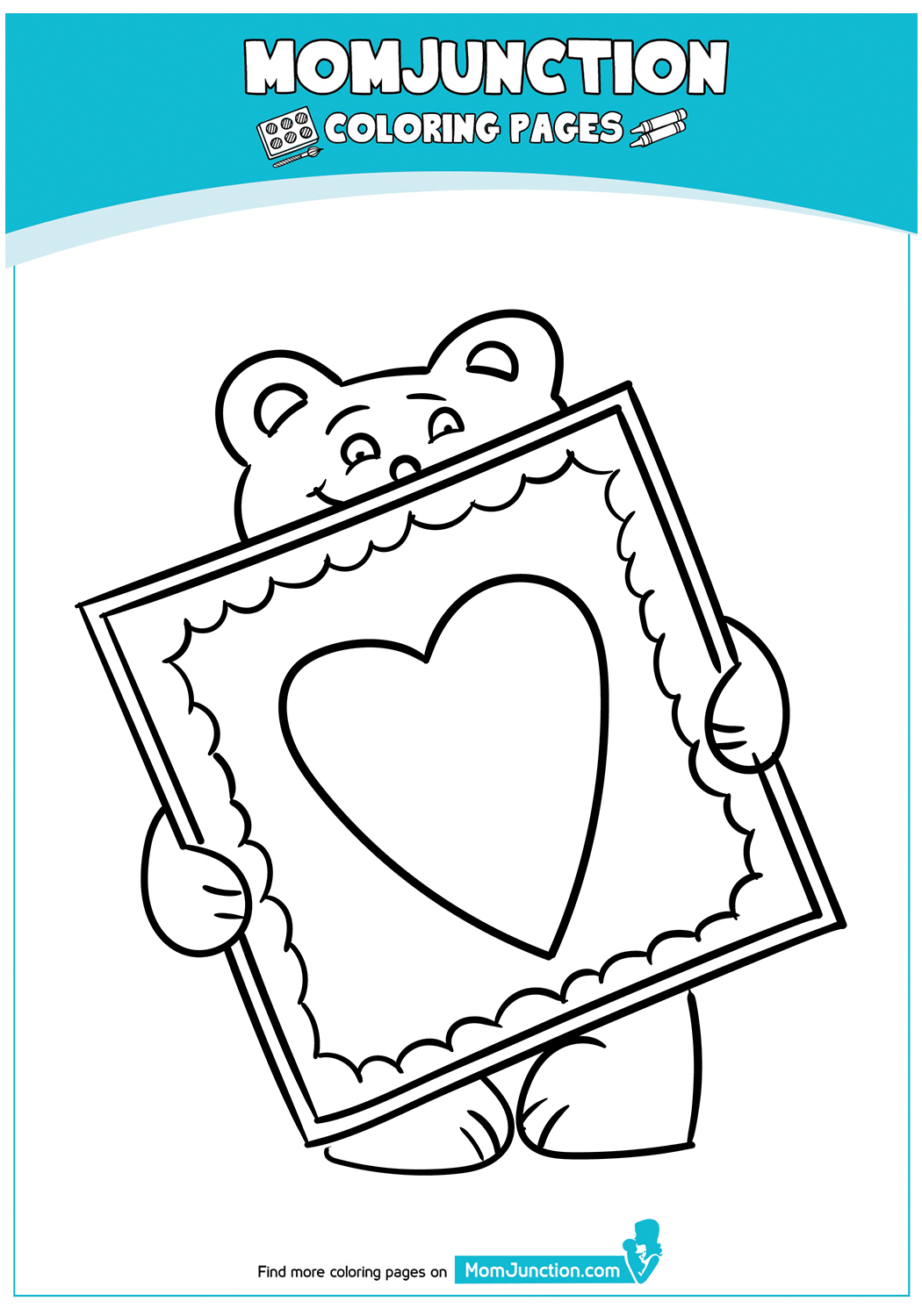 Teddy-Bear-With-Valentine-Card-18