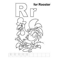 The-Happy-Cute-Rooster