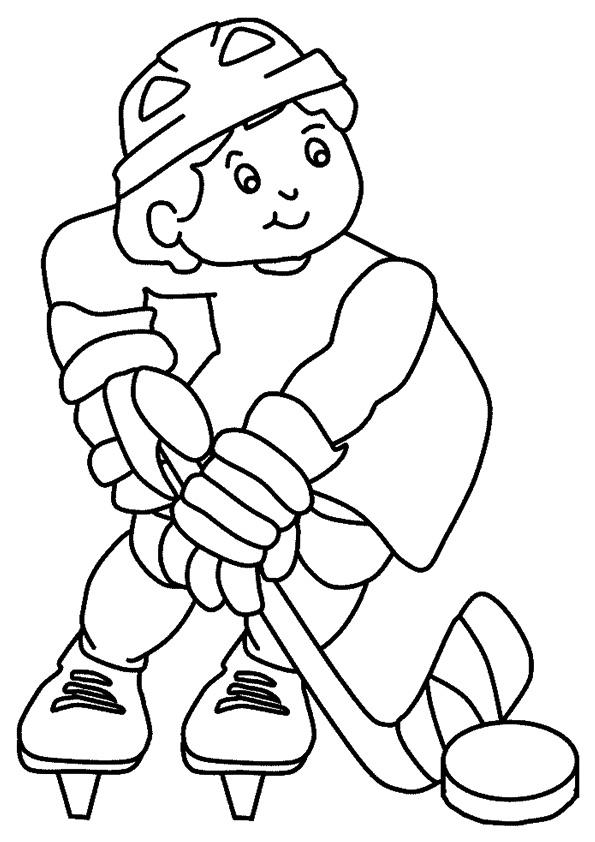 The-Little-Boy-Playing-Hockey
