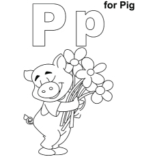 The-P-For-Pig