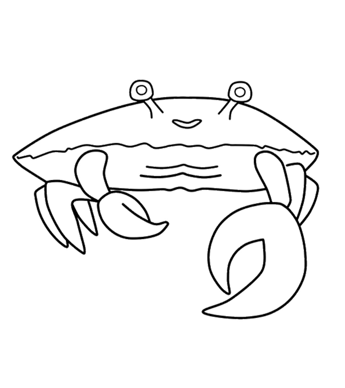 - Top 10 Free Printable Crab Coloring Pages Online