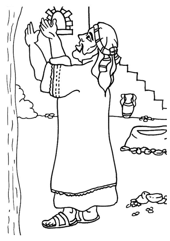 The-abraham-praying-to-god