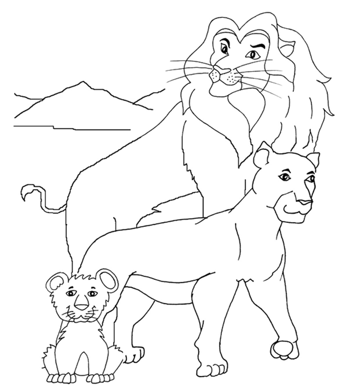 Samson Carries Gates of Gaza coloring page   Free Printable ...   1350x1200