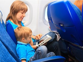 10 Useful Tips To Keep In Mind While Travelling With Your Baby