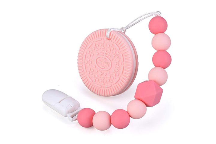 Leayjeen Baby Teething Toy