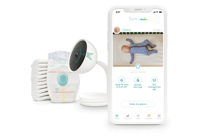 Pampers Lumi Baby Monitor
