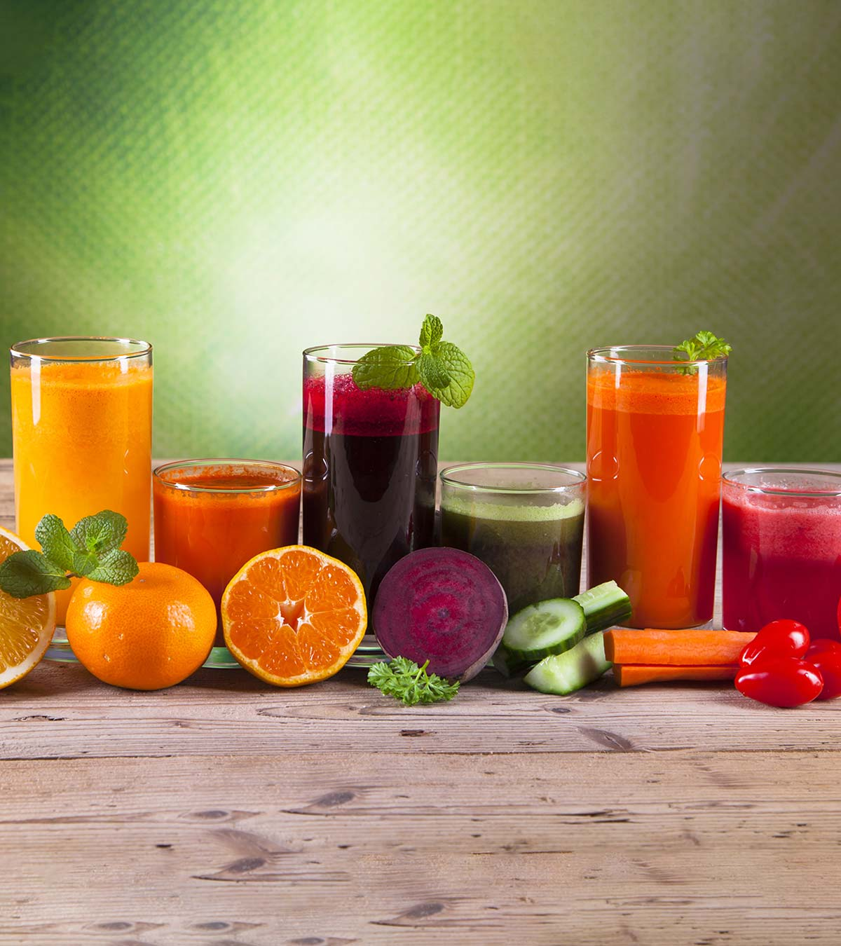 15 Best Fruit And Vegetable Juice For Babies