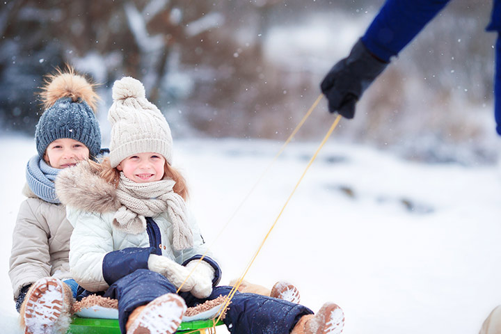 19 Fun Winter Activities For Kids