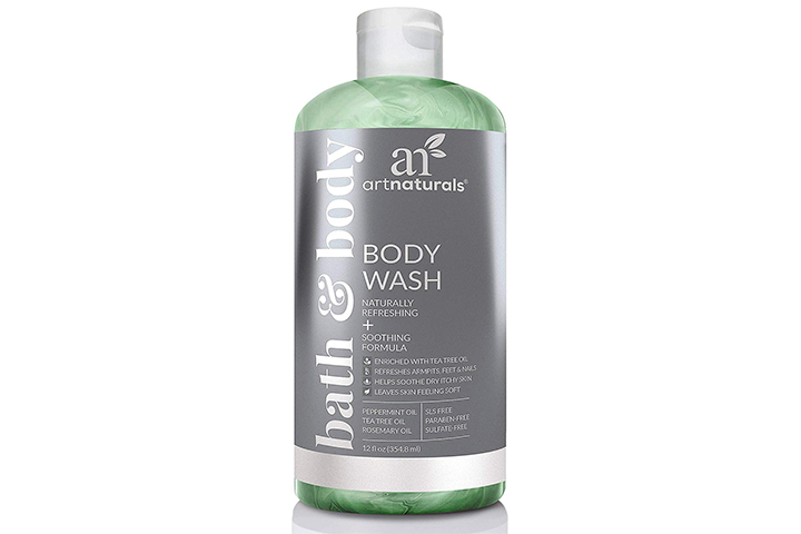 ArtNaturals Essential Bath and Body Wash