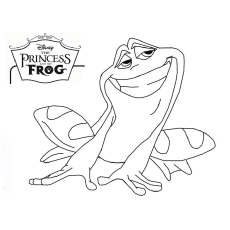 Naveen-as-a-Frog