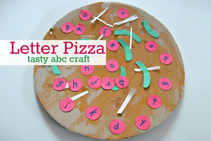 Pizza Letters