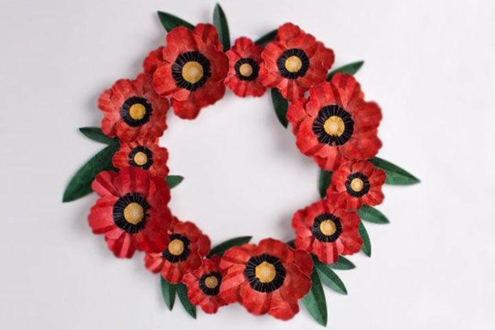 Remembrance Day Crafts For Preschoolers