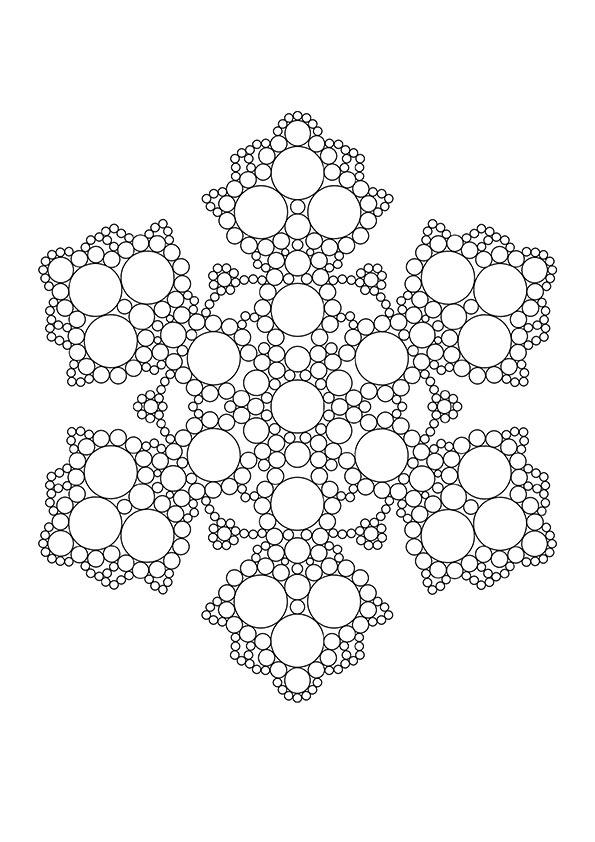 Rimed-Crystals