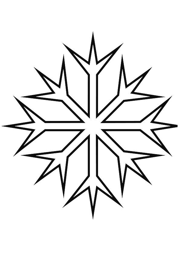 Sided-Snowflake