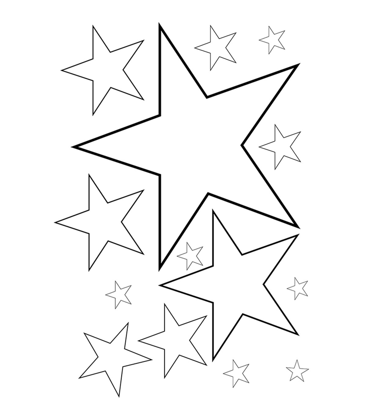 photograph relating to 50 Star Stencil Printable referred to as Best 20 Free of charge Printable Star Coloring Webpages On the net