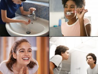 Why Personal Hygiene For Teenagers Is Important And How To Teach Them