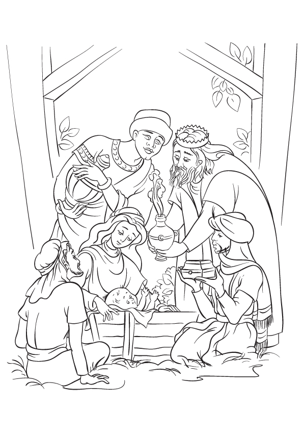 a-Nativity-scene