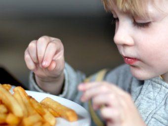 10 Healthy Sweet Potato Recipes For Kids