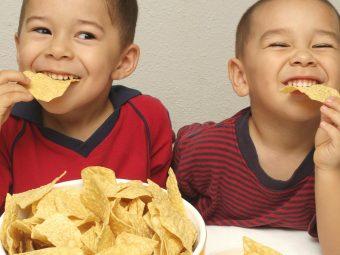 11 Healthy Nachos Recipes For Kids