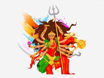 120 Names Of Hindu Goddess Durga For Your Baby Girl