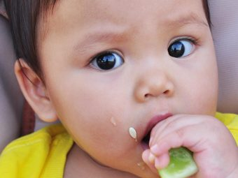 Cucumber For Babies: Right Age, Benefits, And Recipes