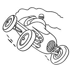 A-Racing-Car
