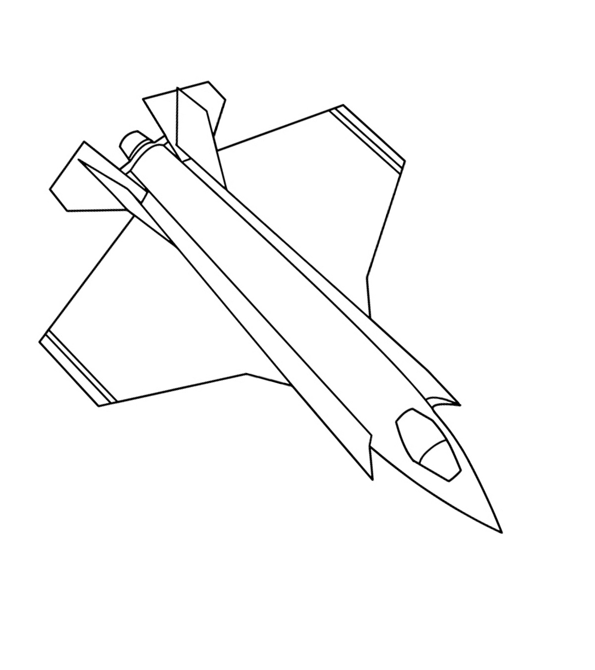 - Top 35 Airplane Coloring Pages Your Toddler Will Love