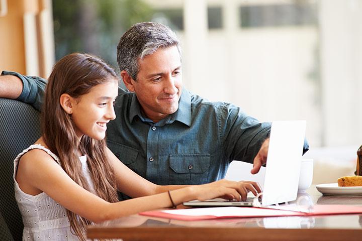 Help Your Teen Do Her Homework