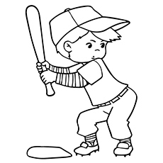 Little-Baseball-Player