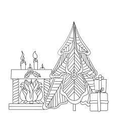 Pattnered-Christmas-Tree-17