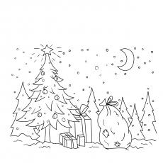 Santa-in-a-sleigh-with-reindeer-17