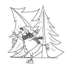 Snoman-adn-Christmas-Tree-17