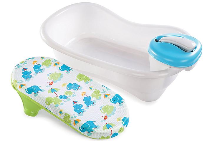 Summer Infant Toddler Bath and Shower Tub