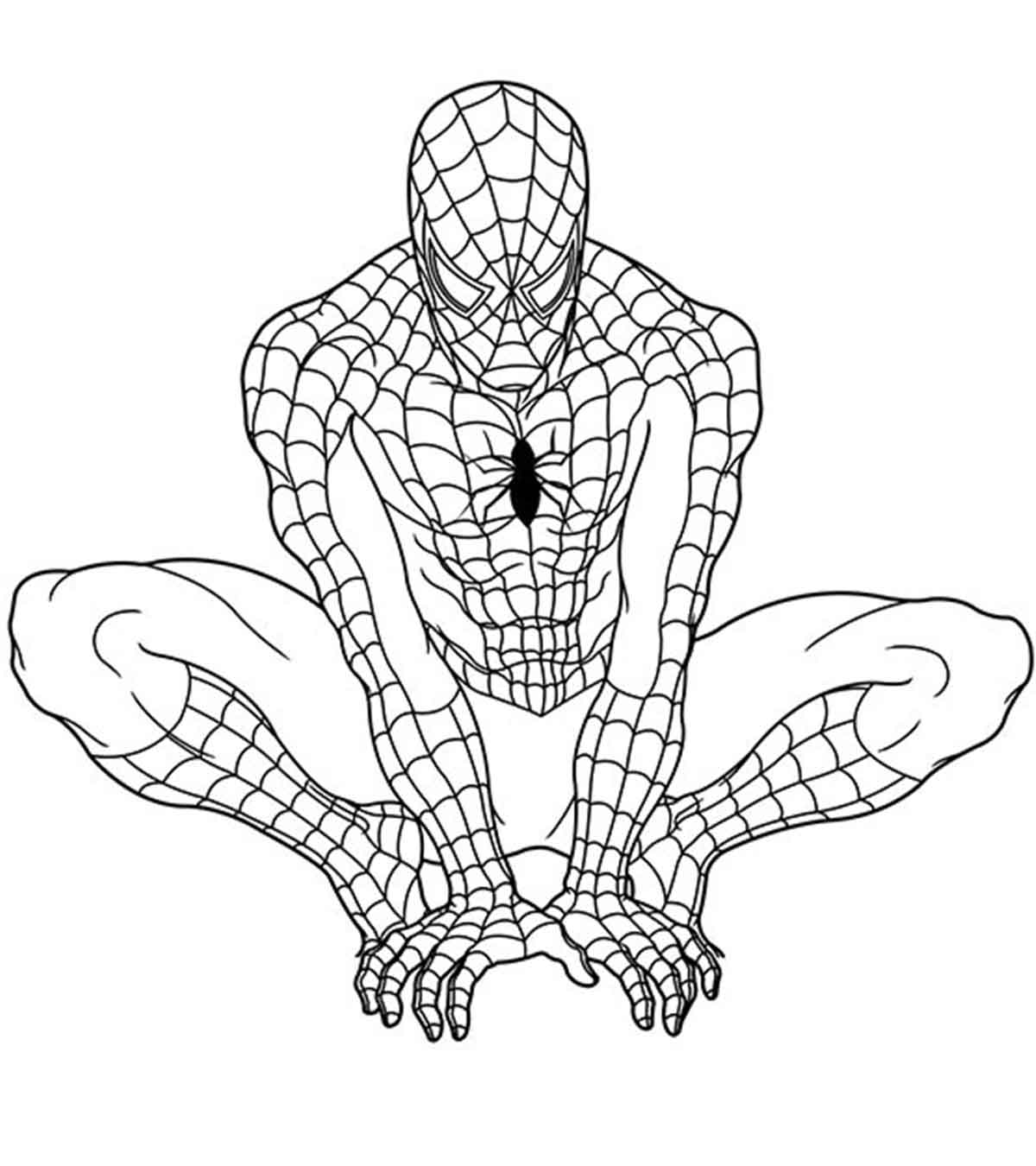 graphic regarding Superhero Coloring Pages Printable known as Ultimate 20 Cost-free Printable Superhero Coloring Internet pages On-line
