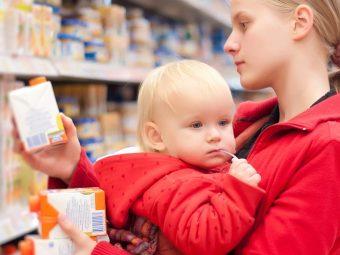 Top 5 Organic Baby Food Brands