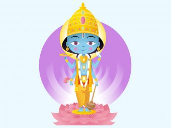 135 Most Popular Lord Vishnu Names For Baby Boys