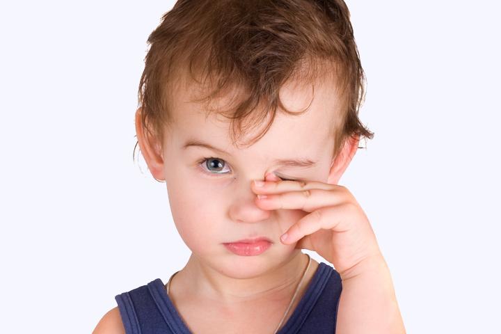 Watery Eyes In Children
