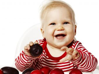 10 Delicious Plum Recipes For Your Baby