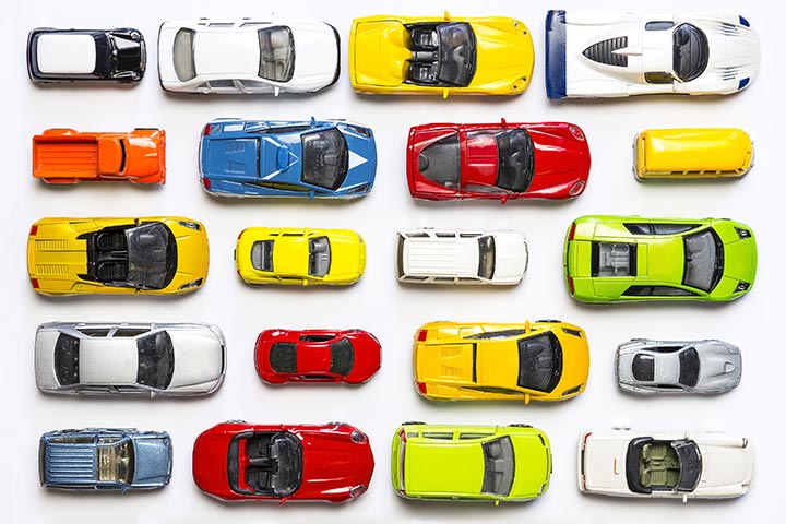 Count The Cars