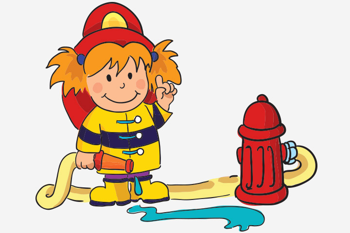 Fire Safety Crafts For Your Kid