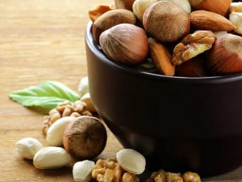 Is It Safe To Eat Nuts During Breastfeeding?