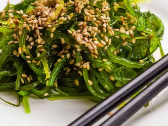 Is It Safe To Eat Seaweed During Pregnancy?