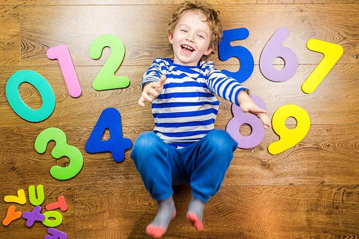 Number Games And Activities For Kindergarten Kids