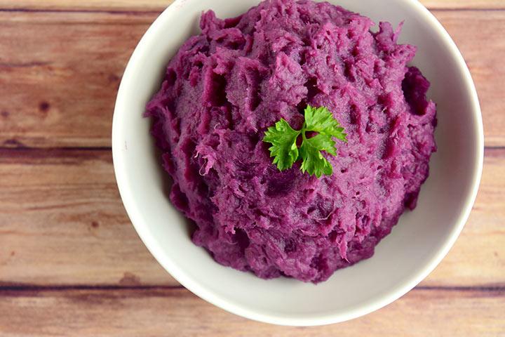 Purple Puree