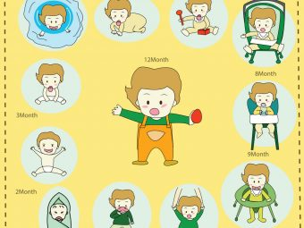 12 Major Developmental Stages Of Children