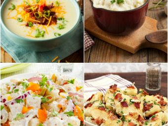 20 Quick And Easy Potato Recipes For Kids