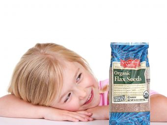 5 Amazing Benefits Of Flaxseeds For Kids