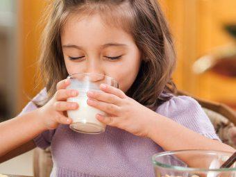 5 Amazing Benefits Of Milk For Kids